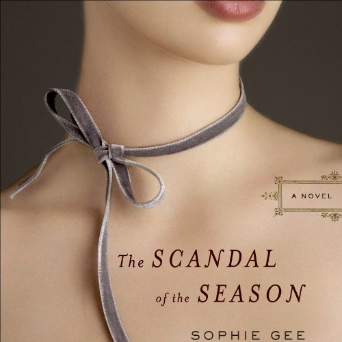 The Scandal of the Season audiobook cover art