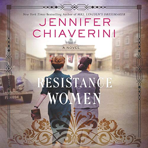 Resistance Women audiobook cover art