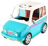 Barbie- Véhicule à Fonction, DLY33, Multicolore