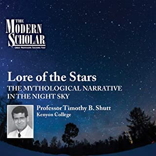 The Modern Scholar: Lore of the Stars cover art