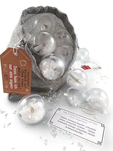SURPRISA Neuheit zu Weihnachten: Geschenke-Rätselspiel + Geschenkverpackung für die ganze Familie: Ideal für Gutscheine und Geldgeschenke – Die Geschenkidee zu Weihnachten – Wiederverwendbar