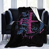 SISXXLXE Cowboy Bebop Blanket Ultra-Soft Flannel Fleece Throw Blanket 80'x60'