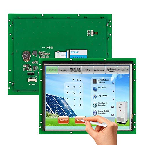 SCBRHMI 10.4 Inch HMI Smart TFT LCD Display Module with Controller Board for Control