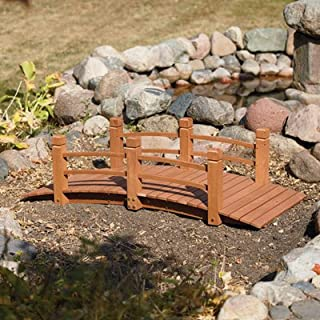 decorative garden bridges sale