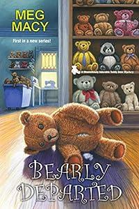 A Teddy Bear Mystery 1巻 表紙画像