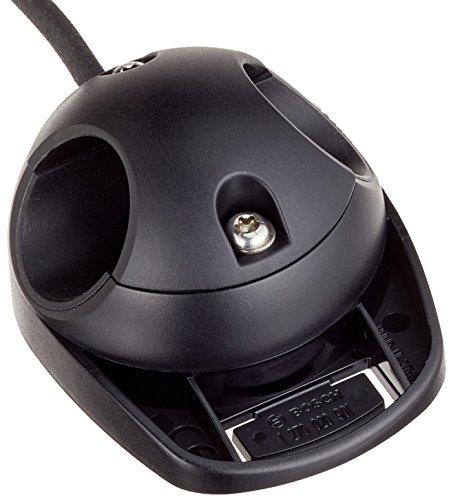 Bosch HMI  Kabel (1.600 mm) und Stecker Halterung, schwarz, One Size