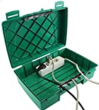 Heitronic 21046 Verteilerbox Grün