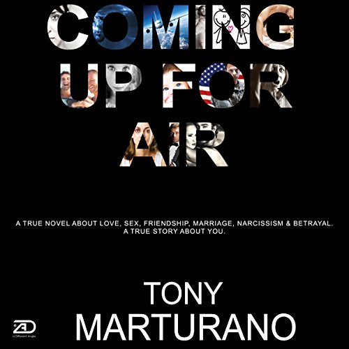 Coming up for Air cover art