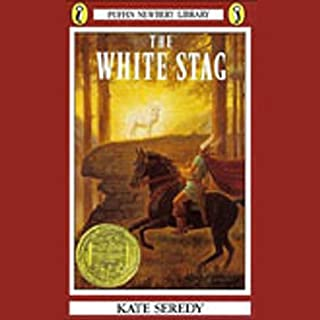 The White Stag audiobook cover art
