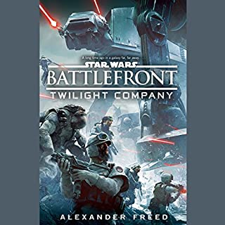 Battlefront: Twilight Company audiobook cover art
