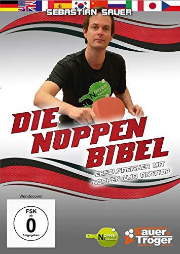 Sauer & Tröger Tischtennis   Noppenbibel DVD   Noppen Coach 50 Minuten Deutsch