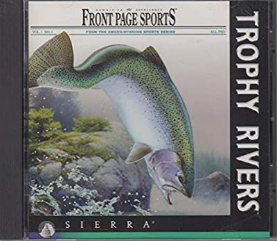 Trophy Rivers All Pro Fly Fishing from Sierra Games