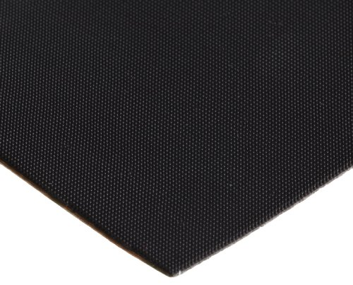 3M Gripping Material TB400, Black, 6 in x 7 in sheet, 6 sheets per bag
