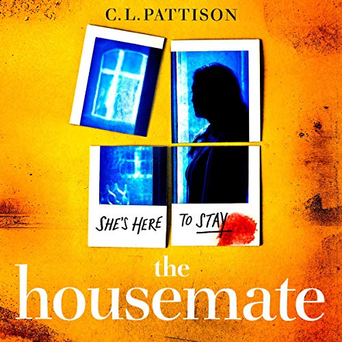 The Housemate audiobook cover art