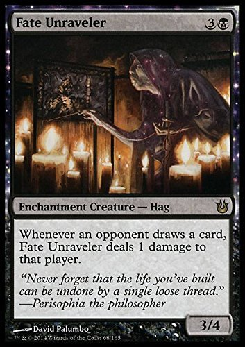 Magic The Gathering - Fate Unraveler (68/165) - Born of The Gods