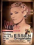 Ina Müller - Essen 2012 - Veranstaltungs-Poster A1-34