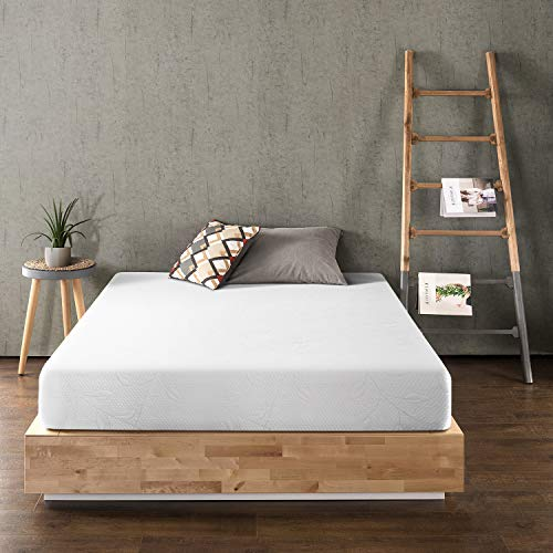 "Best Price Mattress 10"" Air Flow Memory Foam Mattress, Cal King"