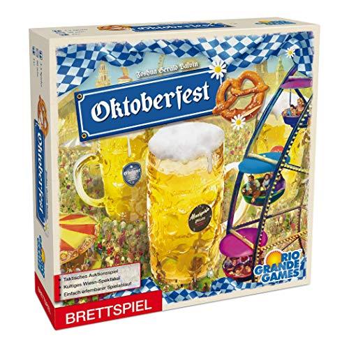 Oktoberfest [Lingua tedesca]