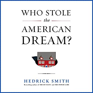Who Stole the American Dream? audiobook cover art