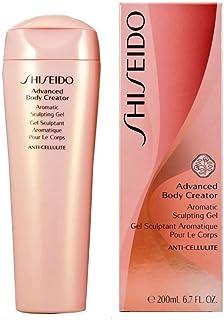 Shiseido Body Creator Aromatic Sculpting Gel-Anti Cellulite for Unisex 6.7 oz Sculpting Gel, 200 ml