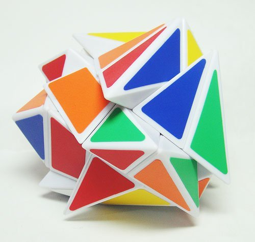 Y&J YJ Fluctuation Angle Puzzle Cube