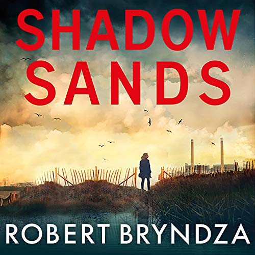Shadow Sands audiobook cover art