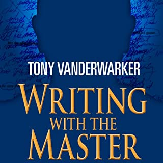 Writing with the Master audiobook cover art
