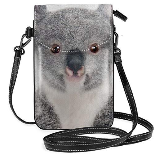 Liliylove Baby Koala - Bolso bandolera para teléfono móvil, diseño de flores