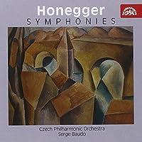Honegger: Symphonies by A. HONEGGER (1998-09-01)