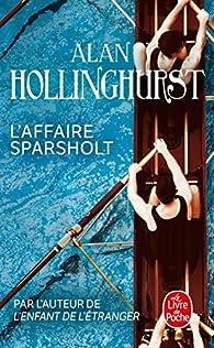 L'affaire Sparsholt par Alan Hollinghurst