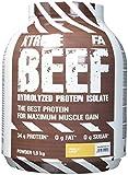 FITNESS AUTHORITY Xtreme Beef Protein Vanilia, 1.8 kg -