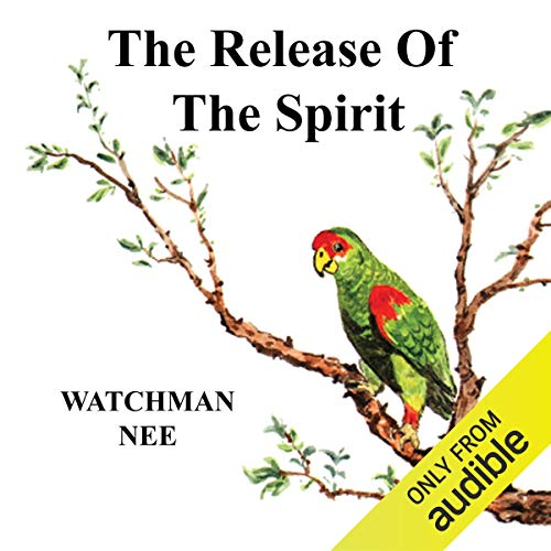 The Release of the Spirit audiobook cover art