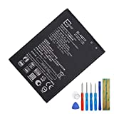 E-yiiviil Ion de Litio Replacement batería BL-44E1F Compatible para LG V20 H910 H918 ls997 us996 vs995 3200 mAh 3.85 V with Instalación Tools