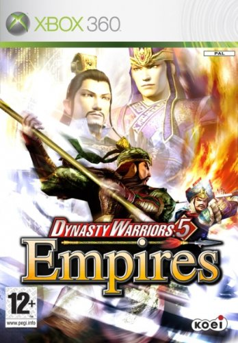 Koei DYNASTY WARRIOR 5 EMPIRES X360