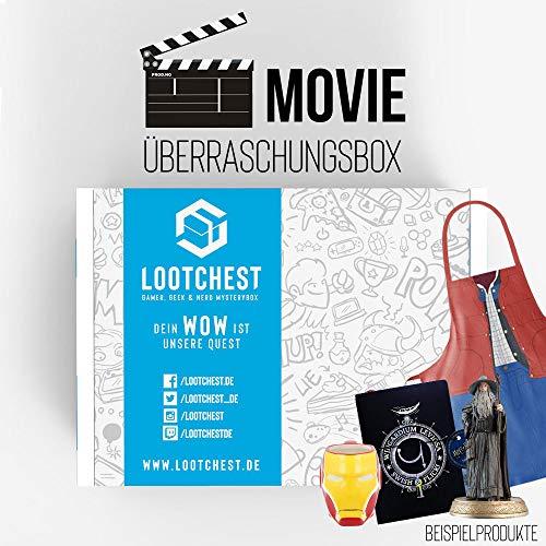 lootchest Movies und Film - Überraschungsbox