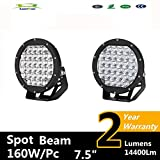 Lantsun Automotive Driving, Fog & Spot Light Assemblies