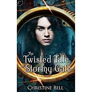 The Twisted Tale of Stormy Gale audiobook cover art