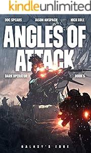 Angles of Attack (Dark Operator Book 5)