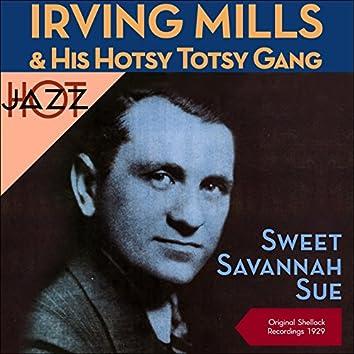 Sweet Savannah Sue (Shellack Recordings - 1929)