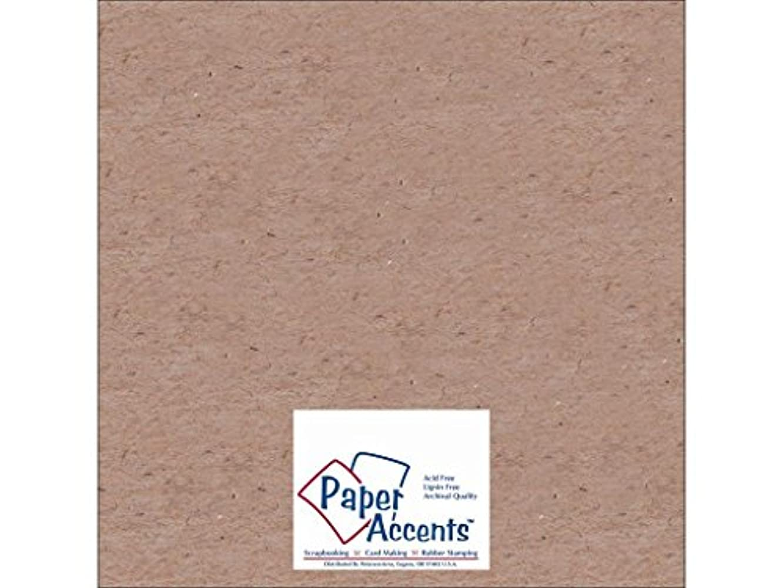 Accent Design Paper Accents Chipboard 12x12 20pt Natural