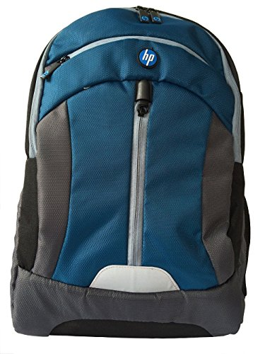 HP Polyester 26 Ltr Blue Laptop Bag