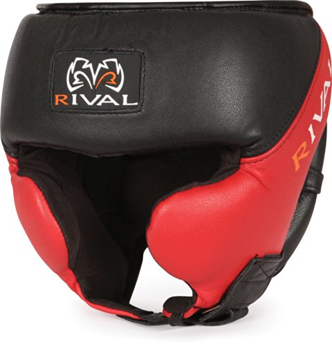 Rival High Performance Training Headgear, Red, X-Large