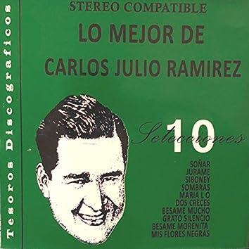 Lo Mejor de Carlos Julio Ramirez