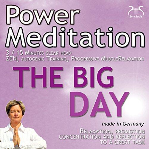 "Power Meditation ""The Big Day"" Titelbild"