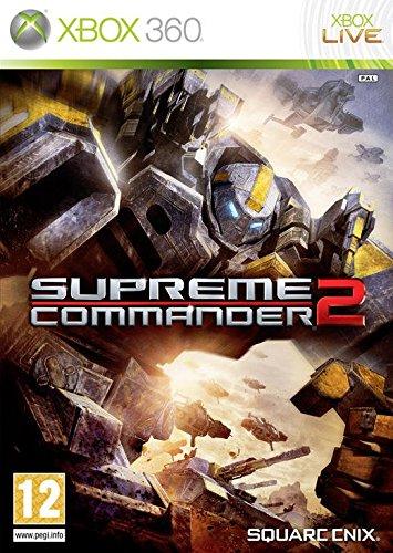 Square Enix  Supreme Commander 2
