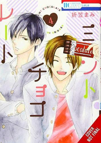 Mint Chocolate, Vol. 4 (Mint Chocolate, 4)