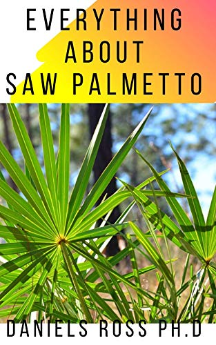 EVERYTHING ABOUT SAW PALMETTO: Comprehensive Guide on Healing Prostate Problem And other Diseases With Saw Palmetto (English Edition)