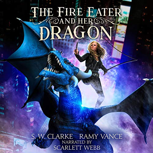The Fire Eater and Her Dragon cover art