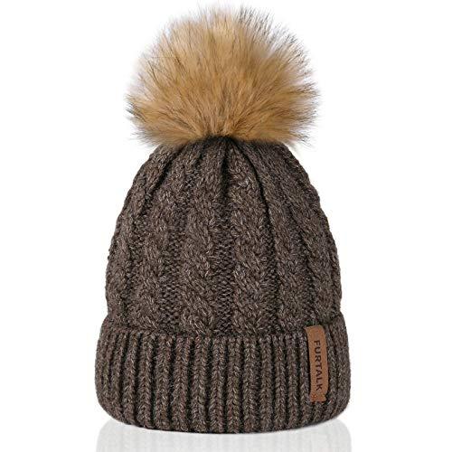 (40% OFF) Winter Beanie Hat W/ Detachable Pom Pom $8.99 – Coupon Code