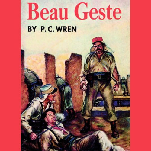 Beau Geste cover art